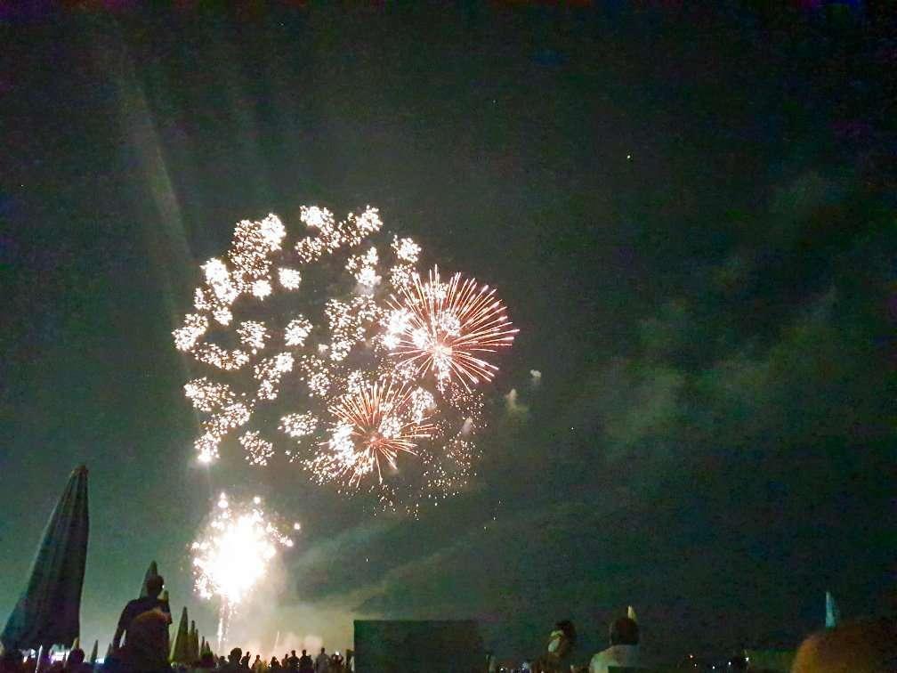 cervia 2019 fuochi artificio