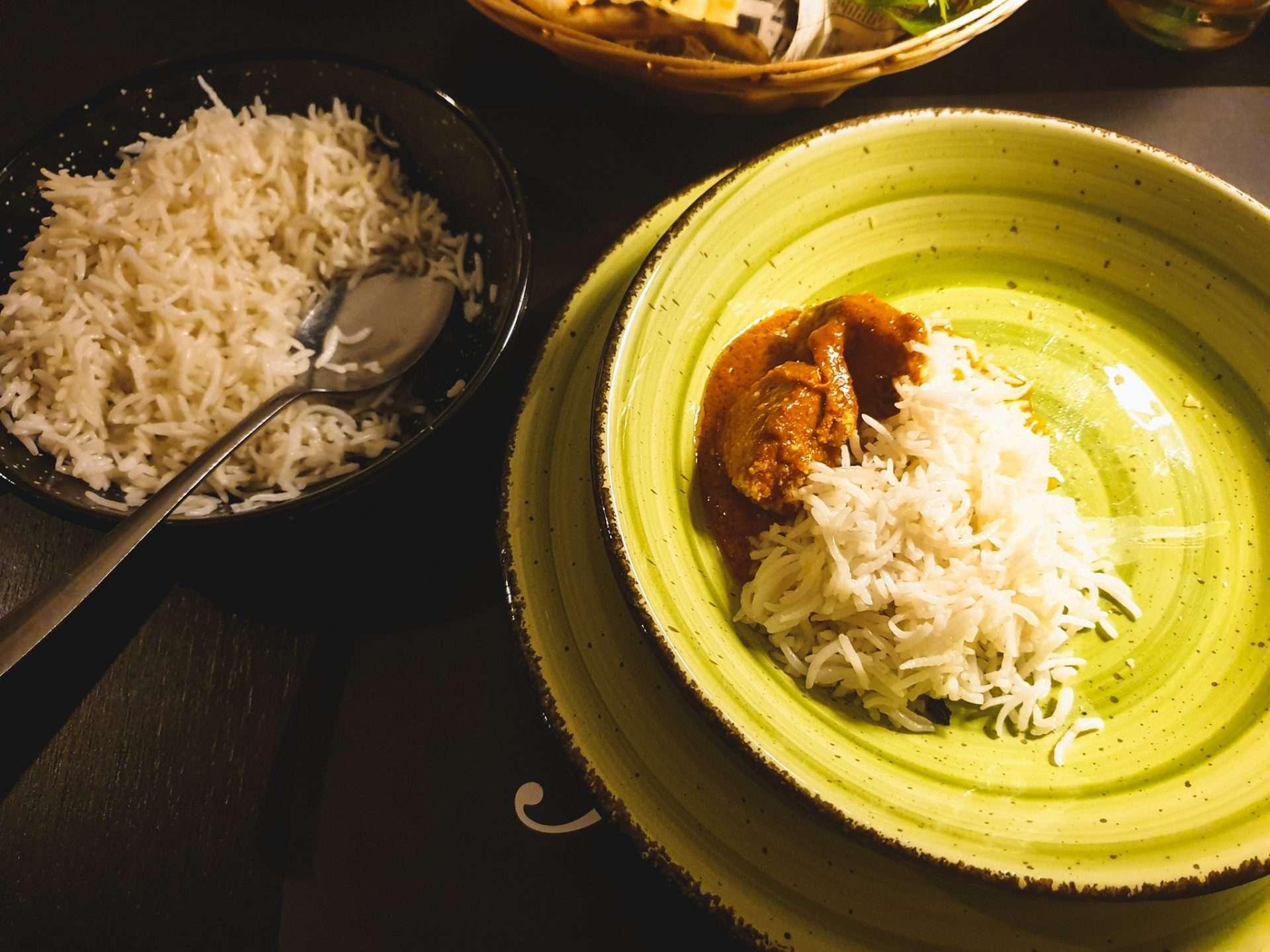 Ristorante indiano, dove mangiare a Bergamo!