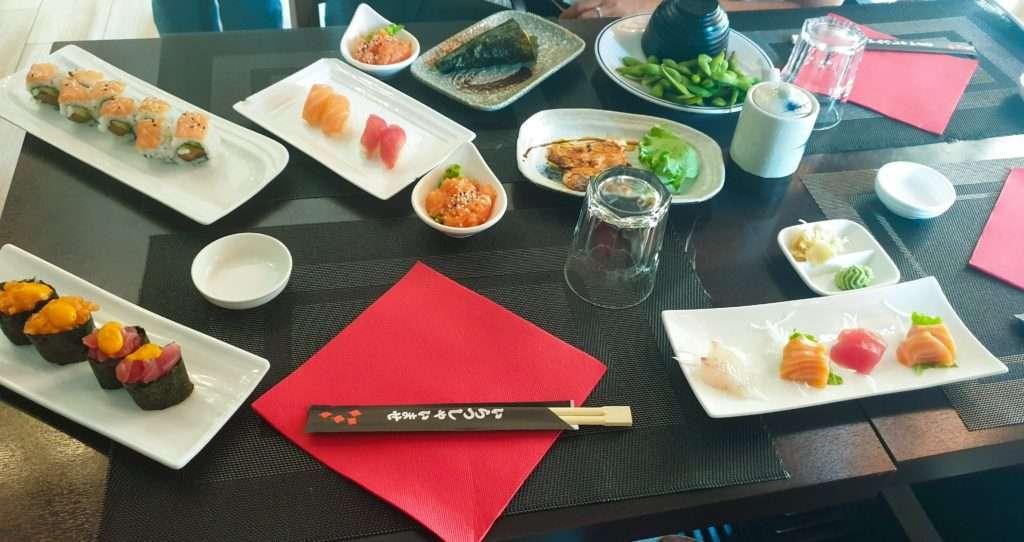 milano sushi
