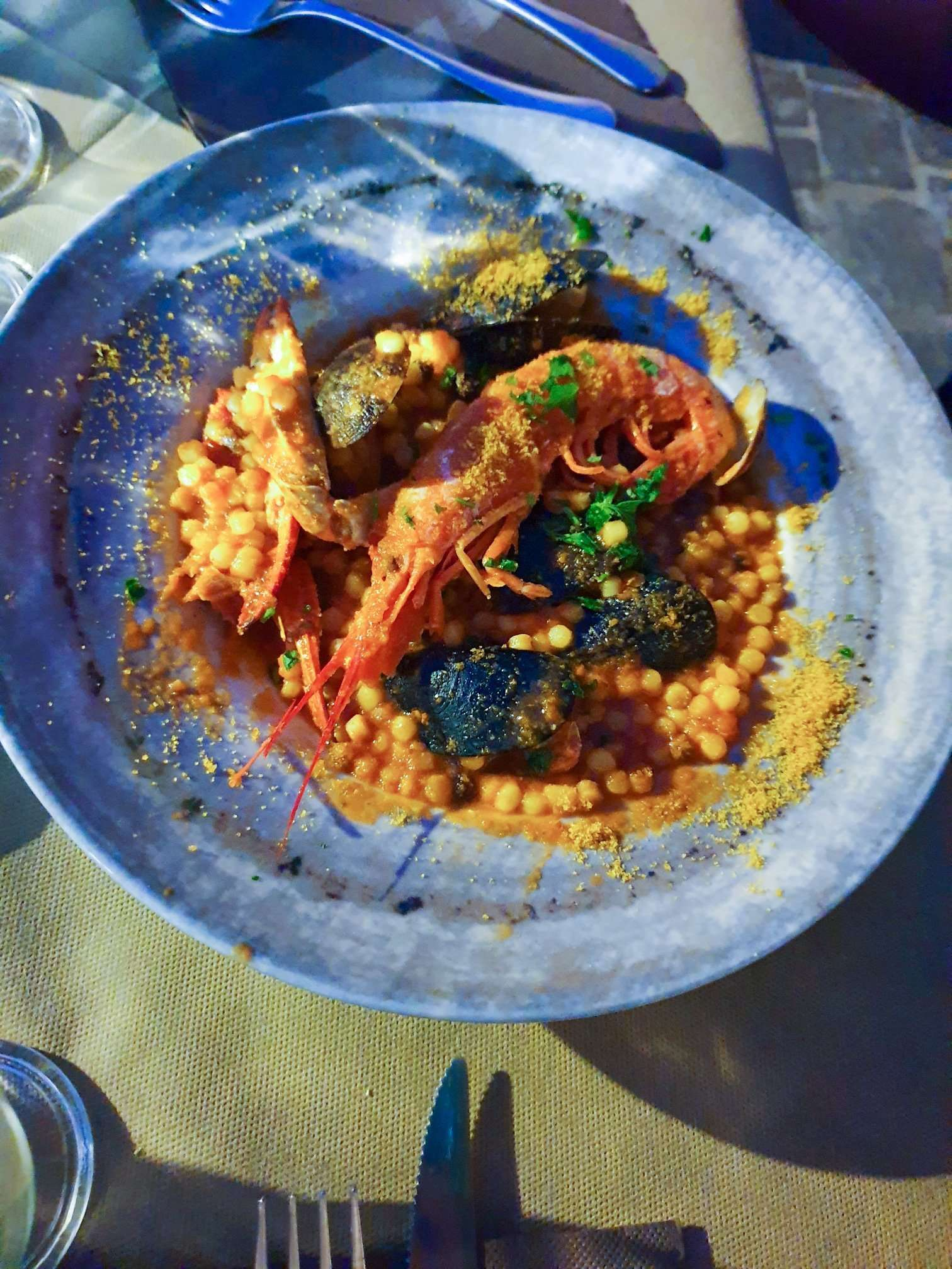 Where to eat fish in Sardinia? We have chosen Sant'Antioco