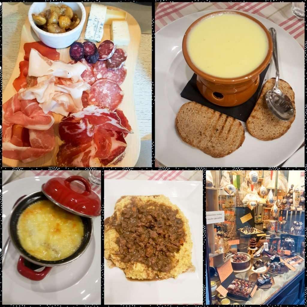 specialità culinarie Valle d'Aosta