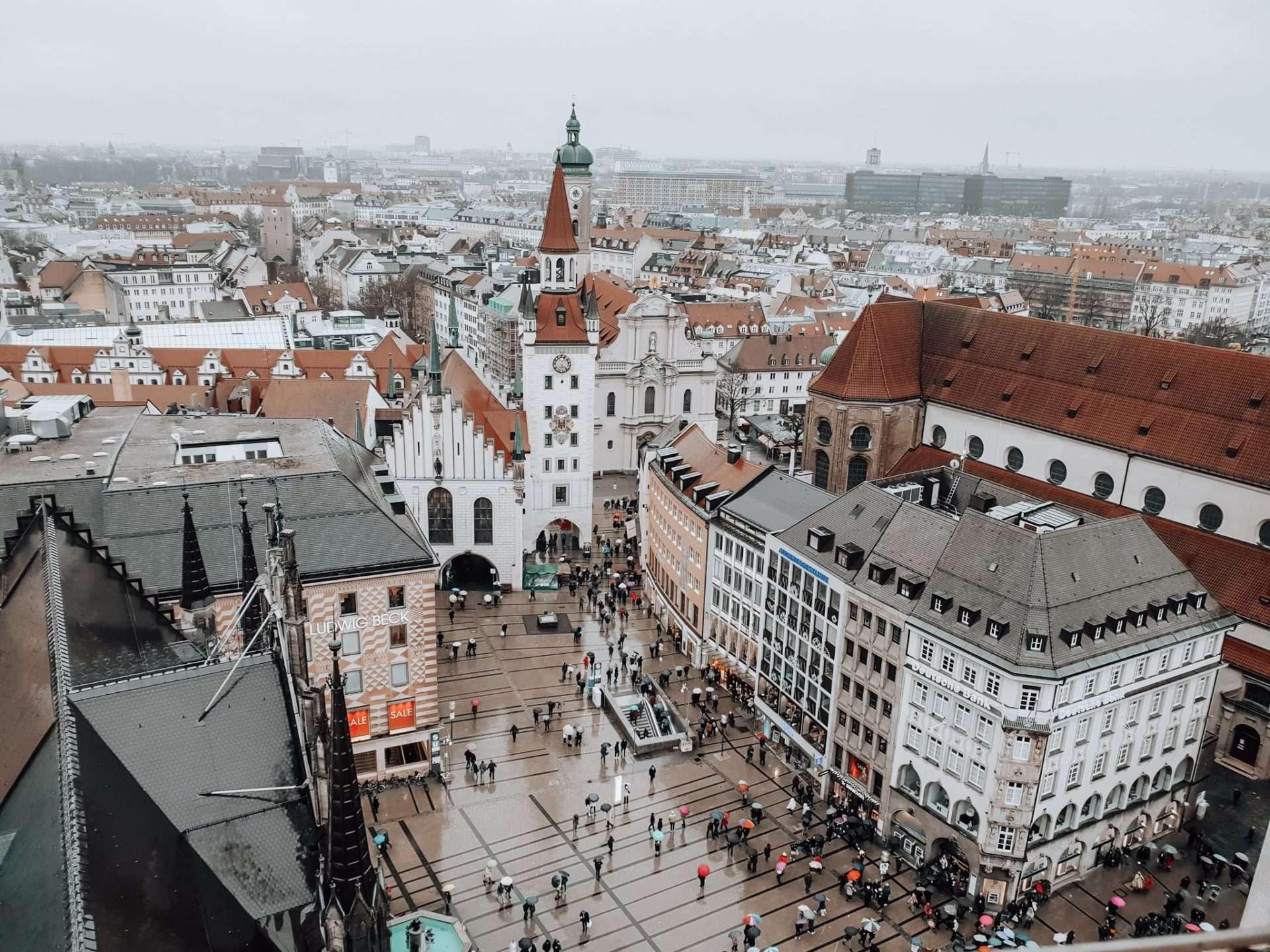 Capodanno a Monaco di Baviera, cosa fare?