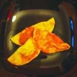 Ravioli di pesce, pasta fatta in casa